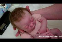 Reborn nukke niin kui oikeat vauvat
