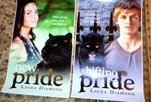 SHIFTING PRIDE / YA paranormal romance with shapeshifters/werecats--Curiosity just might kill the cat...