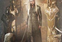 O Hobbit - Imagens / Eu gosto de mais dos livros e do filme. Figurinos, make e interpretação dos personagens do filme são impecáveis. Admiro muito a obra, na verdade eu sou fã de livros e filmes categoria fantasia. ;)