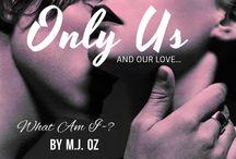 WHAT AM I -? by M.J. OZ / https://www.facebook.com/mjozstories/