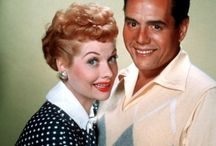 Lucille Ball & Desi Arnaz / There life & shows  / by Cindy Snyder