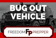 Bug Out Vehicle