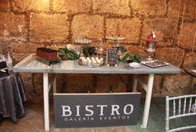 MESAS DE POSTRES / Mesas de postres www.bistrogaleria.com / by Bistro Galeria Eventos