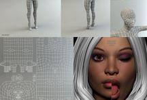 Misc modelling