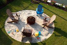 Backyard ideas  / by Kristen Roberts