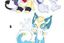 cute furry creatures