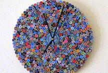 Shannybeebo Clocks / Every clock here was handmade by me.  I hope you enjoy! / by www.Shannybeebo.com