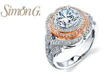 My Favourite Simon G Engagement Rings / Simon G is one of the popular brand in jewelry. Rings are one of the jewelry which completes your decore. Here you can see variety of jewelry ring sparklers for your hand. Diamond & different colored rings.
