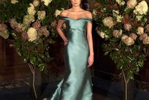 """Fall 2015 Collection / This collection was inspired by my love for """"Gone with the Wind""""  and Scarlett O'Hara."""