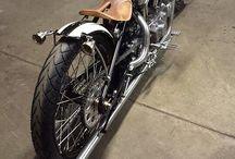 Harley aussergewöhnlich
