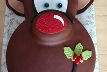 Reindeer cake / by Alison Mulligan-Carroll