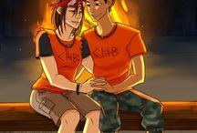 Clarisse and Chris
