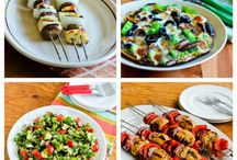 Low Carb Recipes / Recipes that are low in carbs.