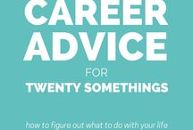 Career Advice / Here you'll find the best career advice to help you further your career!
