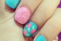 Velvet Nail Art / Velvet Nail Art, DIY, videos, nail polish, uñas de terciopelo, esmaltes de terciopelo