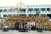 The atmosphere at Cadet College Fateh Jang