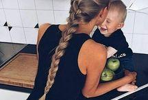Мама + дитя