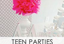 PARTIES!!!! / by Ellen Smith
