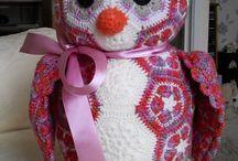 CROCHET / and crochet and crochet