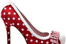 сапоги и туфельки