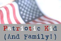 Patriotic Kids - HSBA