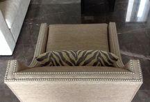 Furniture and interior design.