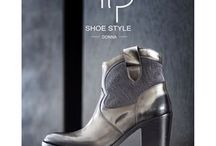 HIP shoe style for woman