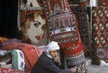 Afghani Rugs + Stuff