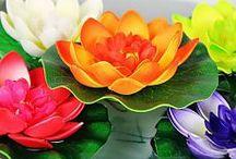 цветы из ложек