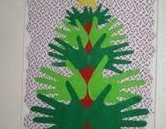kerst knutselen Lotte