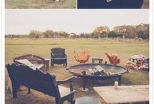 Esküvő - Piknik hangulat