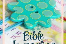 Faith Journaling- Praise Journaling- Prayer Journaling / Faith journaling, Prayer journaling, Praise journaling, how to start journaling, junk journaling