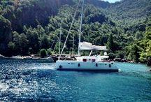 TRAVEL // Blue Cruise
