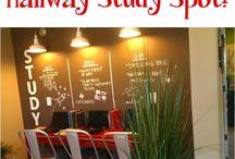 Decor study space