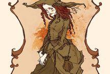 Art - Abigail Larson & Iren Horrors
