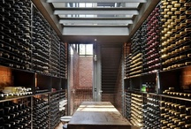 wine cellars / by Kathryn M Ireland