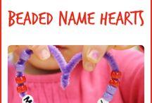Valentine Crafts and DIY cards