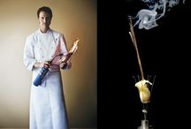 Molecular Gastronomy—chefs & restaurants. / These establishments' cuisine is as innovative as its makers are creative. Get inspired—it's time to start playing with your food! / by MOLECULE-R Flavors