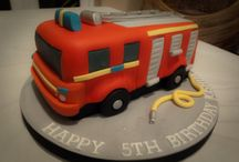 Erik's fifth birthday party