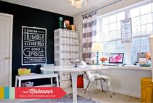 Office / inspiring ideas for my home office