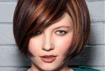 Hair colors...