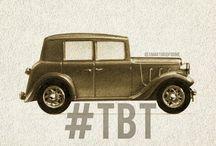 Let's Take It Back - #TBT / Celebrating our technological evolution.