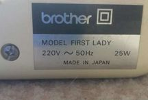 Brother Knitting Machine