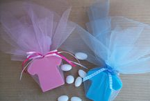 Christening favors-Bobonieres / Christening favors