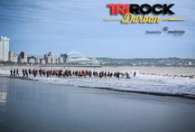 TriRock Durban triathlon 2014 / The 2014 TriRock Durban triathlon attracted thousands of athletes from across the country. The main race was held on Sunday, 5 October with a 1,9 km swim starting at the Bay of Plenty. Next up was a 90 km cycle route that headed out to Ballito on the M4, offering magnificent views along the coastal route. The race ended with a 21,1 km flat 3-loop road race that took the athletes to the finish line.