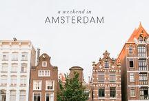 Amsterdam, Netherlands ♡