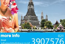 Visit Thailand / Liburan Serumu Bersama Astrindo Travel Services, more info 0213907576 or email info@astrindotour.co.id