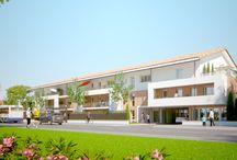 Résidence Dolcea - Saint Jean 31240 / Architecture - Immobilier