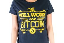 Crypto-Fashion / We have a passion for crypto-fashion. We like to check out what other peeps are doing around the globe to help promote Bitcoin and other cryptocurrencies.