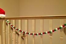Elf garland / Christmas